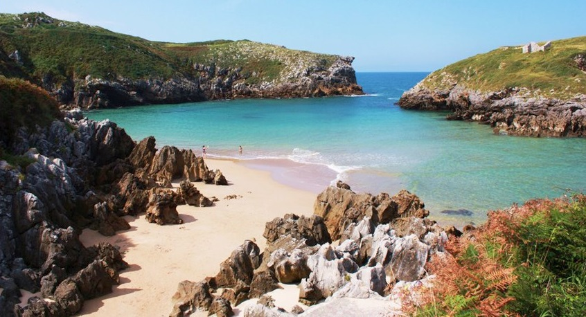 6 playas de Asturias