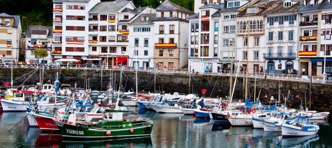 Luarca, Asturias