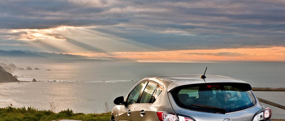 Motivos para alquilar un coche en Asturias