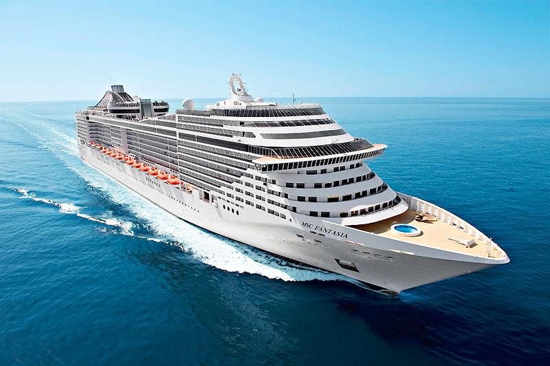 Por qué las ciudades costeras quieren acoger cruceros