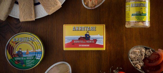 Arroyabe, conservas gourmet de pescado del norte