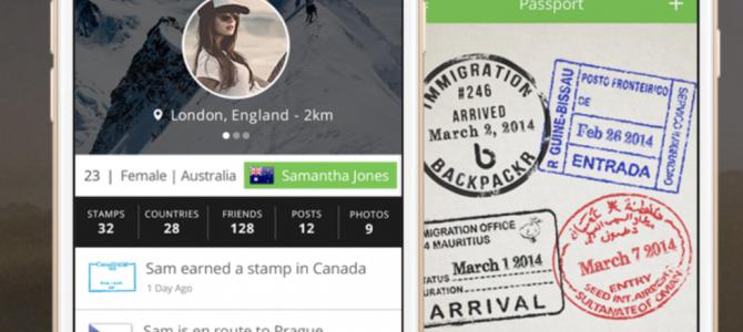 Las mejores aplicaciones para conocer gente mientras se viaja