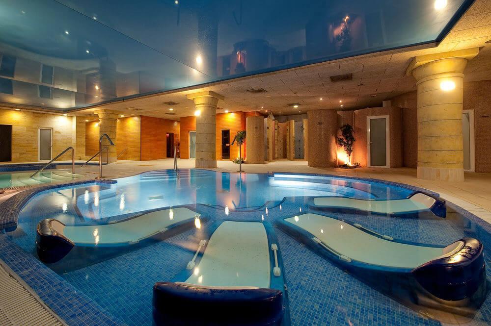 Los 5 mejores hoteles relax de España