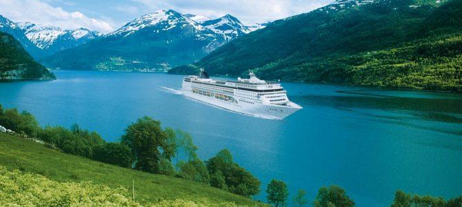 Los mejores cruceros por los fiordos noruegos
